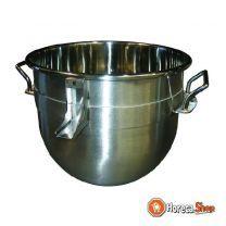 Rvs kuip, 60 liter