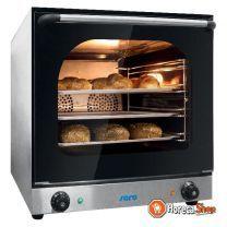 Hetelucht oven model terni